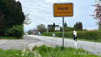 Entwicklungskonzept: Wie soll Holm künftig aussehen? Grüne wollen Fahrplan für ihr Dorf | shz.de - shz.de