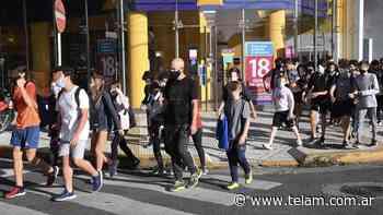 Suspender la presencialidad escolar contribuye a reducir los contagios de coronavirus, según un estudio - Télam