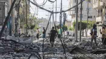 Nahost-Konflikt: Neue Angriffswelle in Israel - Keine Entspannung in Sicht