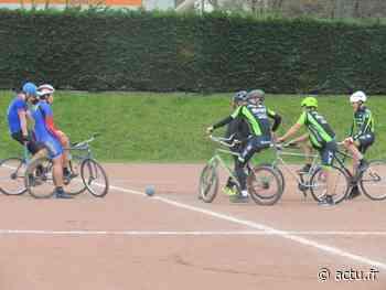 Val-de-Marne. Alfortville : une initiation polo-vélo pour plusieurs jeunes - actu.fr