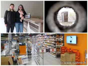 Actus - Un nouveau supermarché à Auxerre, ils ouvrent leur restaurant malgré la crise... Vos infos du jour - L'Yonne Républicaine
