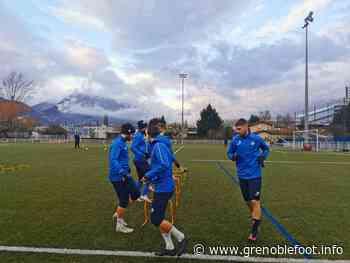 Découvrez vos notes après AJ Auxerre - GF38 (1-1) - Grenoble Foot Info - Grenoble Foot Info