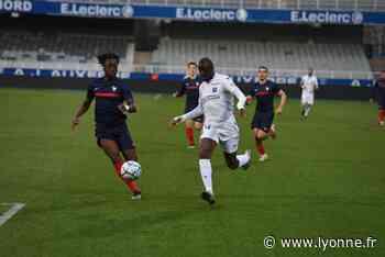 Football (Ligue 2) - AJA : Ousoumane Camara, la titularisation surprise - L'Yonne Républicaine