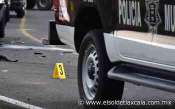 Causa caos tras vuelta prohibida sobre la carretera Apizaco-Tlaxco - El Sol de Tlaxcala