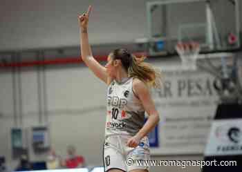 Cestistica Spezzina - Faenza Basket Project E-Work 46-58 (8-21, 15-10, 16-16, 7-11) - romagnasport.com