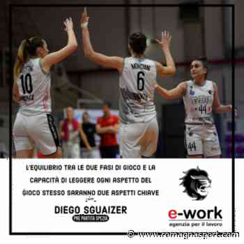 Prepartita Cestistica Spezzina - Faenza Basket Project E-Work gara 1 play-off - romagnasport.com