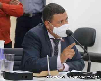 Vereador de Teixeira de Freitas é baleado em posto de gasolina - Jornal Correio