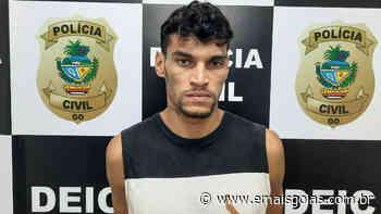 Foragido em GO e MG, 'homicida mais procurado de Itumbiara' é preso em Aparecida - Mais Goiás