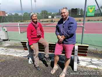 Villeneuve-sur-Lot : entre padel et terre battue, le club de tennis n'est pas à court d'idées - Sud Ouest