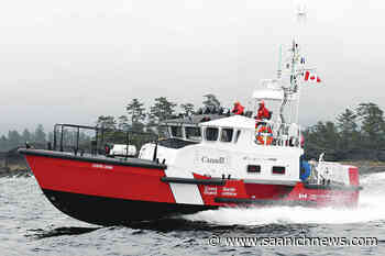 North Vancouver Island Coast Guard Inshore Rescue Program ready to relaunch – Saanich News - Saanich News