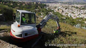 Nueva maquinaria de desbroce para limpiar 265 parcelas municipales en Granada - ahoragranada.com
