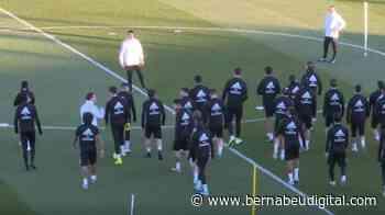 Agenda del día: nueva jornada y nuevo entrenamiento pensando en el Granada - bernabeudigital.com