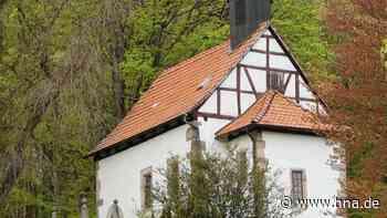 Hohenroda: Geyso-Kapelle auf dem Mansbacher Friedhof wird saniert - HNA.de