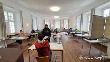 Abitur Blaubeuren: Zusätzlicher Angstfaktor für Gymnasiasten - SWP