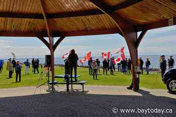 No permits permitted for waterfront rallies