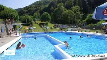 Betonschäden - Waldenburg ist am Schwimmen – wegen unliebsamer Überraschung - Basellandschaftliche Zeitung
