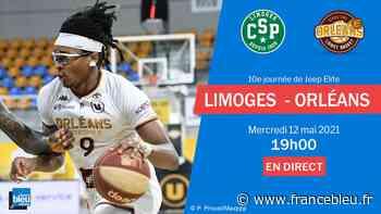 EN DIRECT - Basket JeepELITE : suivez le match de l'OLB à Limoges - France Bleu