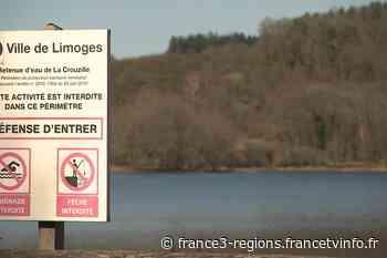Limoges : la réserve d'eau potable de la Crouzille est-elle toujours radioactive ? - France 3 Régions