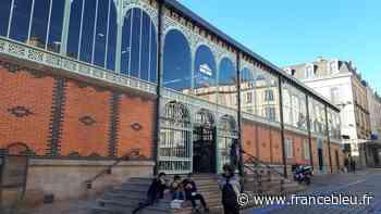 La Nouvelle Eco - Les halles centrales de Limoges proposées à la location pour des événements d'entreprises - France Bleu