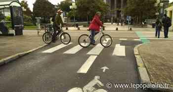 Mobilités douces - La ville de Limoges labellisée « 2 vélos » par le Tour de France - lepopulaire.fr