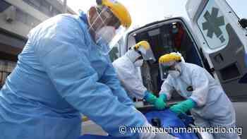 Yunguyo: más de 40 personas han muerto por la covid-19 en lo que va del año - Pachamama radio 850 AM