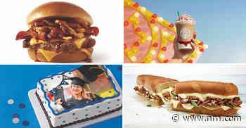 Menu Tracker: New items from Subway, Wendy's and Starbucks