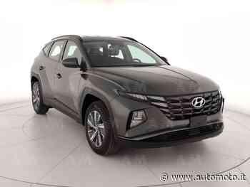 Vendo Hyundai Tucson 1.6 T-GDI 48V Xtech nuova a Porto Mantovano, Mantova (codice 9032917) - Automoto.it