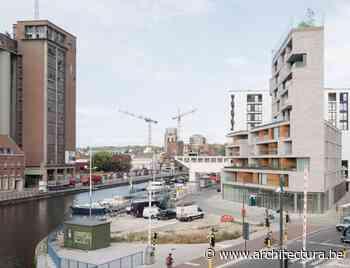 Sky One: vroegere industriële site wordt levendige stadswijk in Leuven - architectura.be