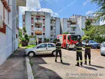 Giallo alle case popolari, trovata una bomba a mano sul terrazzo - latinaoggi.eu