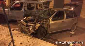 Napoli: un'altra bomba a Ponticelli, otto auto danneggiate dall'esplosione davanti alla... - ilmattino.it