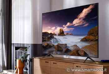 Offerta Bomba per Smart TV QLED Samsung da 65″! Con lo Sconto extra al check-out risparmiate 600€ - SmartWorld