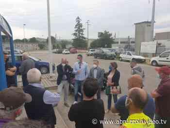 Vertenza San Marco Atessa, Pupillo Marongiu e Bomba incontrano i lavoratori - Abruzzo in Video