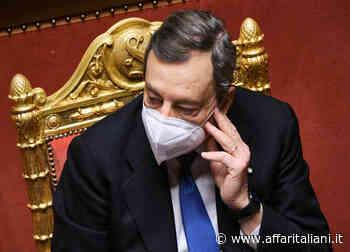 Governo, crisi vicina. Draghi rischia, ecco la 'bomba' sul governo - Affaritaliani.it