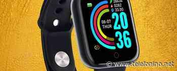 Amazon, la BOMBA: solo 9€ per il tuo nuovo smartwatch - Telefonino.net