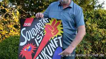 Maikundgebung: DGB lädt zu Veranstaltung in Barnstorf - WESER-KURIER - WESER-KURIER