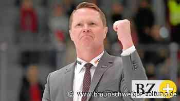 Hier spricht Mike Stewart, neuer Grizzlys-Wolfsburg-Trainer
