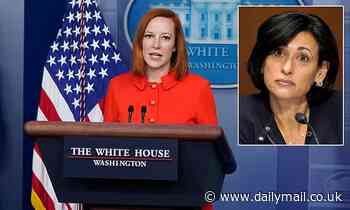 White House's Jen Psaki defends medical experts after CDC director questioned over guidelines