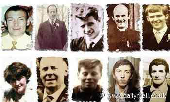 Boris Johnson apologises 'unreservedly' for 1971 'Ballymurphy massacre'