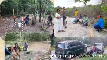 Justiça TRF homologa acordo para manter comunidade indígena em reserva de Iguape 26/04/2021 às - Adilson Cabral