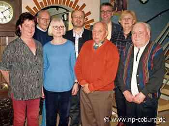 Steinwiesen: Auf einen Austritt folgt ein Eintritt - Neue Presse Coburg - Neue Presse Coburg