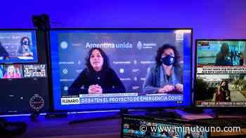 Coronavirus: Vizzotti e Ibarra respaldaron en el Senado el proyecto con criterios básicos para mitigar la pandemia - Minutouno.com
