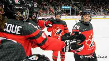 Hockey Canada announces players invited to try out for Beijing Olympic women's team