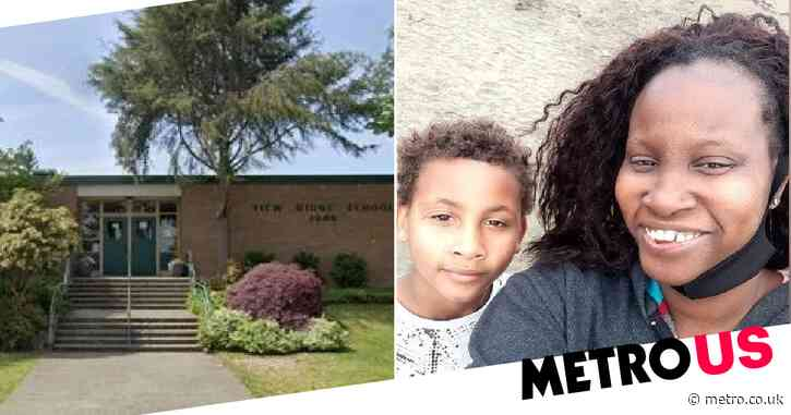 Principal 'locked black special needs student in cage like an animal in the zoo'