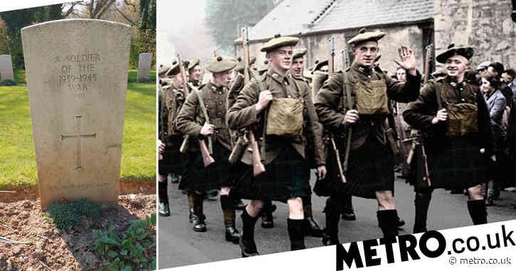 Search to identify British WWII hero forced to dig own grave by German soldiers