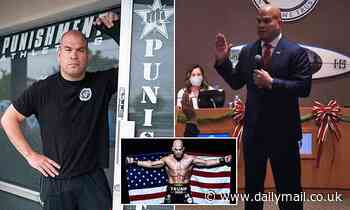 MMA champ Tito Ortiz angrily denies cashing in on the pandemic