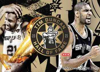 TIM DUNCAN'S HALL OF FAME PHOTO WALK AND  AUGMENTED EXPERIENCE DETAILS ANNOUNCED