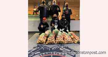Young Conception Bay South boxers remove gloves, offer a helping hand   Cape Breton Post - Cape Breton Post