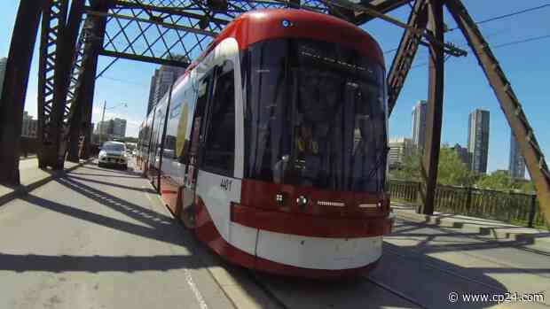 Toronto to purchases dozens of new streetcars from Thunder Bay Alstom plant - CP24 Toronto's Breaking News
