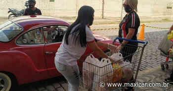 Antigomobilista de Cataguases e Amigos do Fusca realizaram com sucesso carreata solidária - Portal Maxicar de Veículos Antigos