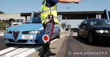 Punta verso Rovigo in autostrada, ma è contromano - La voce di Rovigo